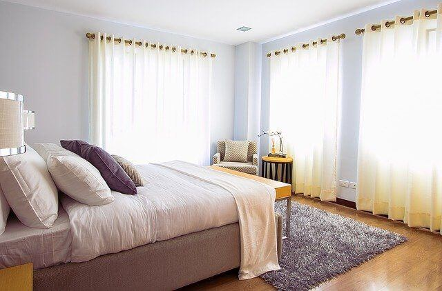 Picture of a Southwest Florida homes bedroom